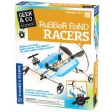Geek & Co. Rubber Band Racers