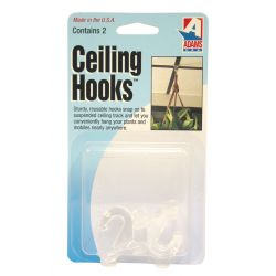 Suspended Ceiling Hooks, Pack of 2