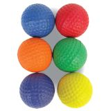Foam Golf Balls, Set of 6