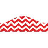 Big Magnetic Border, Red Chevron