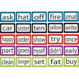 Magnetic Die-Cut Sight Words, 3rd 100 Words, Level 3