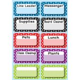 Magnetic Time Organizers, Classroom Jobs