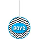 Chevron Boys Hall Pass