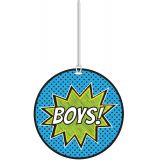 Superhero Boys Pass