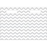 Folding Magnetic Center, Gray Chevron