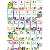 Magnetic Mini Bulletin Board Set, ABC Pictures