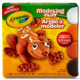 Crayola® Modeling Clay, Natural colors