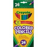 Crayola® Colored Pencils, 24 color set