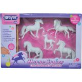 Horse Crazy Colorful Breeds Painting Kit