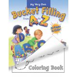 Bucket Filling from A-Z Coloring Book