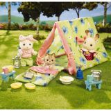 Calico Critters Let's Go Camping