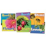 Plant Parts Book Set, Set of 6
