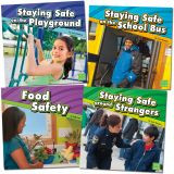 Staying Safe Book Set, Set of 4