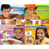 Special Diets, Set of all 4 books