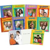 Families Book Set, Set of 9