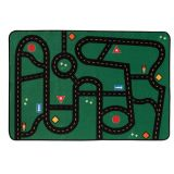 KID$ Value Rugs™, Go-Go Driving Rug, 3' x 4'6