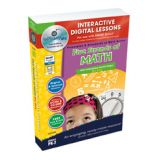 Five Strands of Math IWB Software, Grades PreK-2