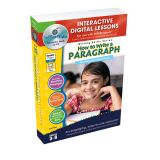 Interactive Whiteboard Lessons Plans, How to Write a Paragraph
