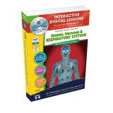 Interactive Whiteboard Lesson Plans, Senses, Nervous & Respiratory Systems