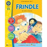 Frindle Literature Kit™, Grades 3-4