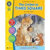 The Cricket in Times Square Literature Kit™, Grades 3-4