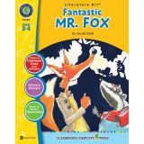 Mr. Fox Fantastic Literature Kit™, Grades 3-4
