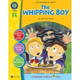 The Whipping Boy Literature Kit™, Grades 5-6