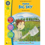 Hattie Big Sky Literature Kit™, Grades 5-6