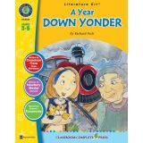A Year Down Yonder Literature Kit™, Grades 5-6