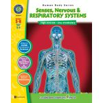 Senses, Nervous & Respiratory Systems