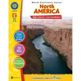 World Continents Series: North America