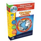 Interactive Whiteboard Lessons Plans, Global Warming: Causes