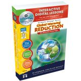 Interactive Whiteboard Lessons Plans, Global Warming: Reduction