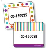 Calypso Dots Name Tags