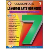 Common Core Language Arts Workouts, Grade 8