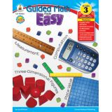 Guided Math Made Easy, Grade 3