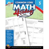 Common Core Math 4 Today, Grade 5