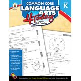 Common Core Language Arts 4 Today, Grade K