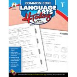 Common Core Language Arts 4 Today, Grade 1