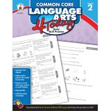 Common Core Language Arts 4 Today, Grade 2