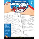 Common Core Language Arts 4 Today, Grade 3