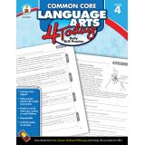 Common Core Language Arts 4 Today, Grade 4