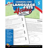 Common Core Language Arts 4 Today, Grade 5