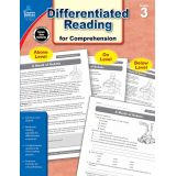 Differentiated Reading for Comprehension, Grade 3