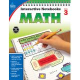 Interactive Notebooks: Math, Grade 3