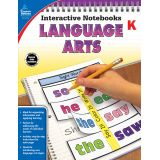 Interactive Notebooks: Language Arts, Grade K