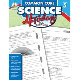 Common Core Science 4 Today, Grade 5