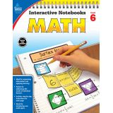 Interactive Notebooks: Math, Grade 6