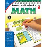 Interactive Notebooks: Math, Grade 8