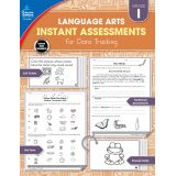 Instant Assessments for Data Tracking: Language Arts, Grade 1